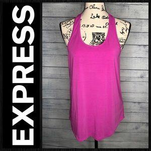 Express active top sz M